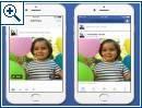 Facebook und iOS Live Photos