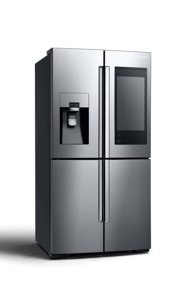 CES 2016: Der berühmte Internet-Kühlschrank darf nicht fehlen ...