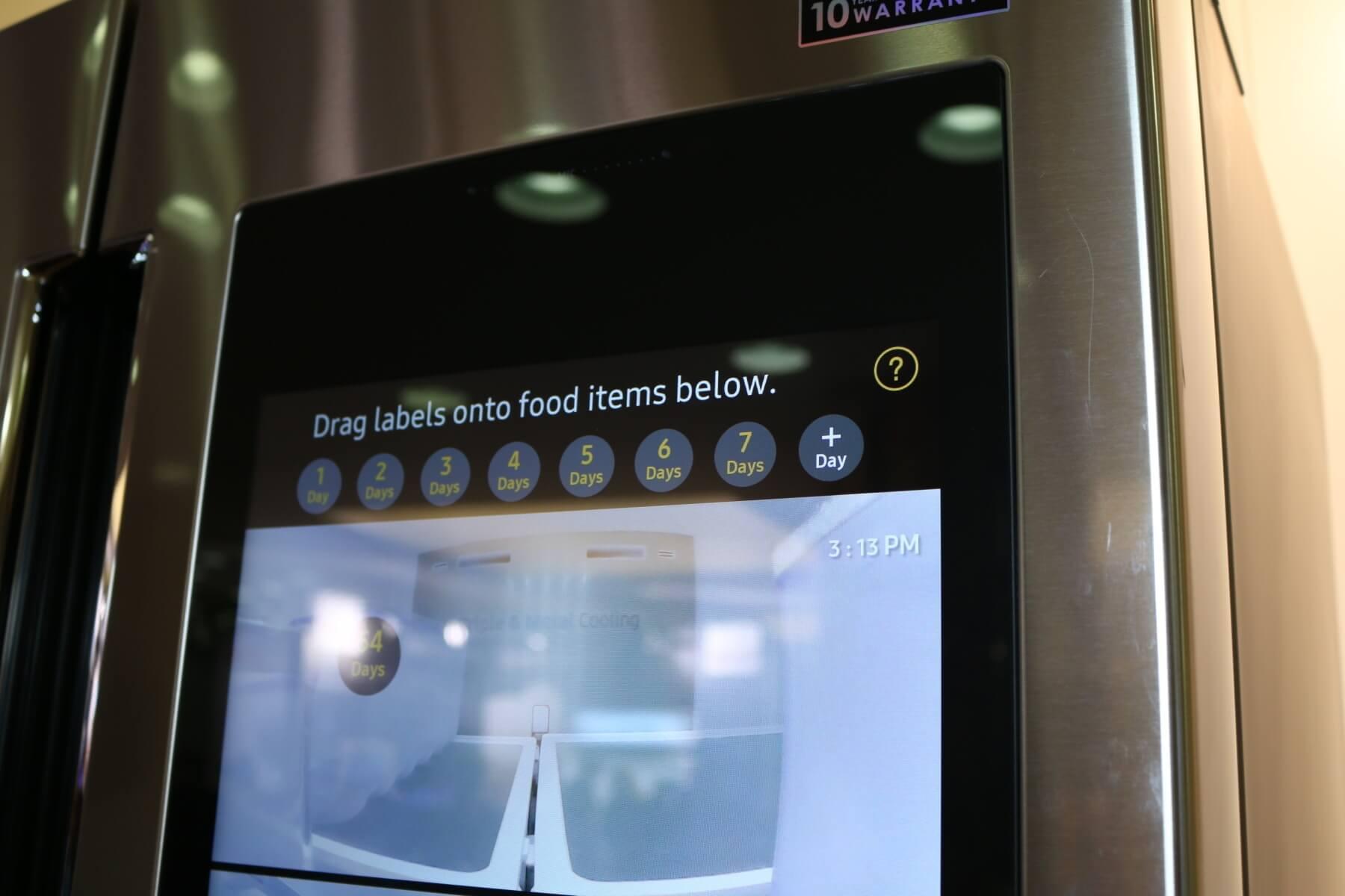 Amerikanischer Kühlschrank Quad : Ausgescherzt quadcore kühlschrank mit full hd display kommt zu uns