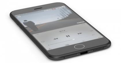 iPhone 7: Rendering ohne Klinkenbuchse
