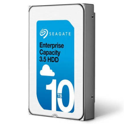 Seagate: Enterprise Capacity 10 TB