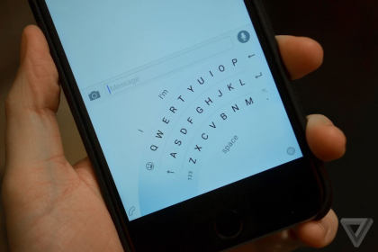Microsoft iOS-Keyboard