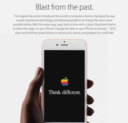 Datums-Bug-Hoax auf iOS