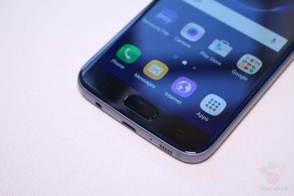 Samsung Galaxy S7 im Hands-On