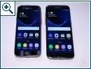 Samsung Galaxy S7 Edge im Hands-On