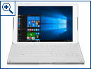 Alcatel Plus 10 2-in-1-Tablet mit Windows 10