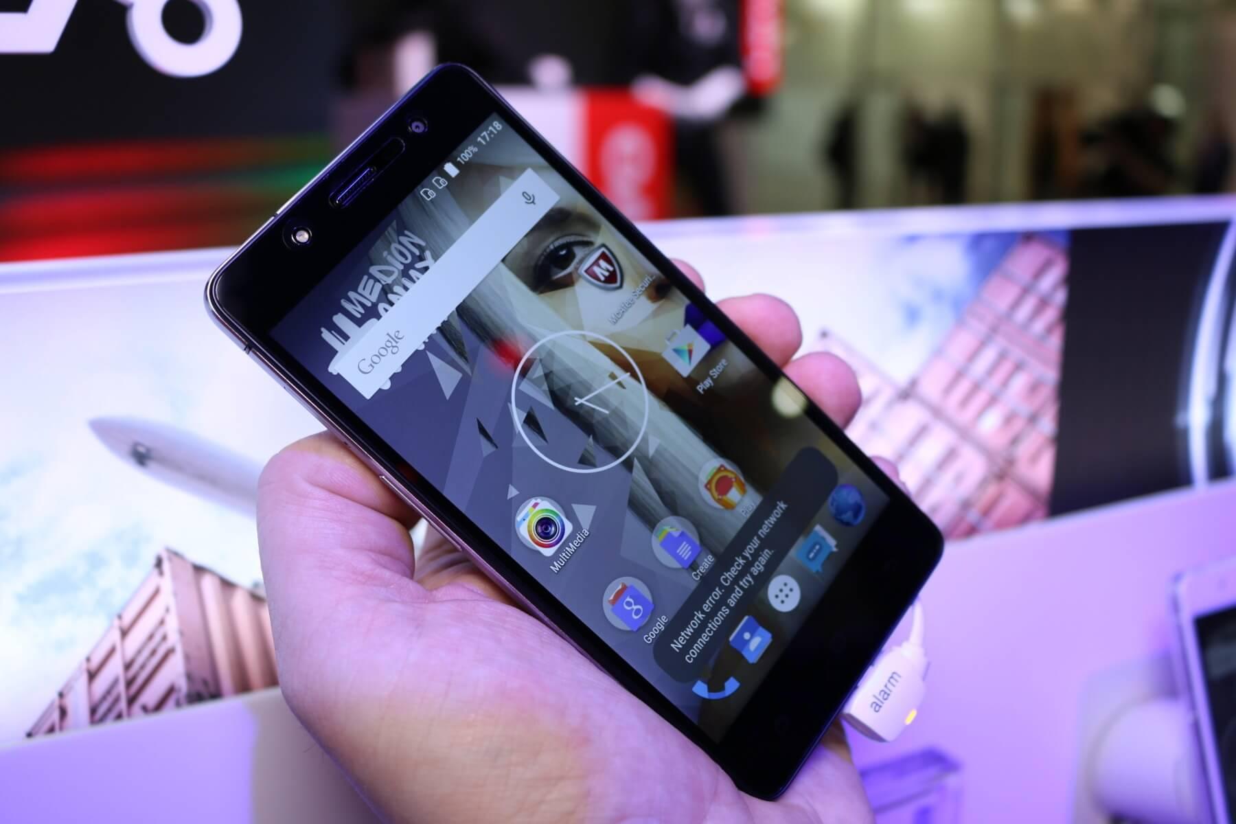 Medion Life S5004 - Ein Smartphone für den kleinen Preishunger