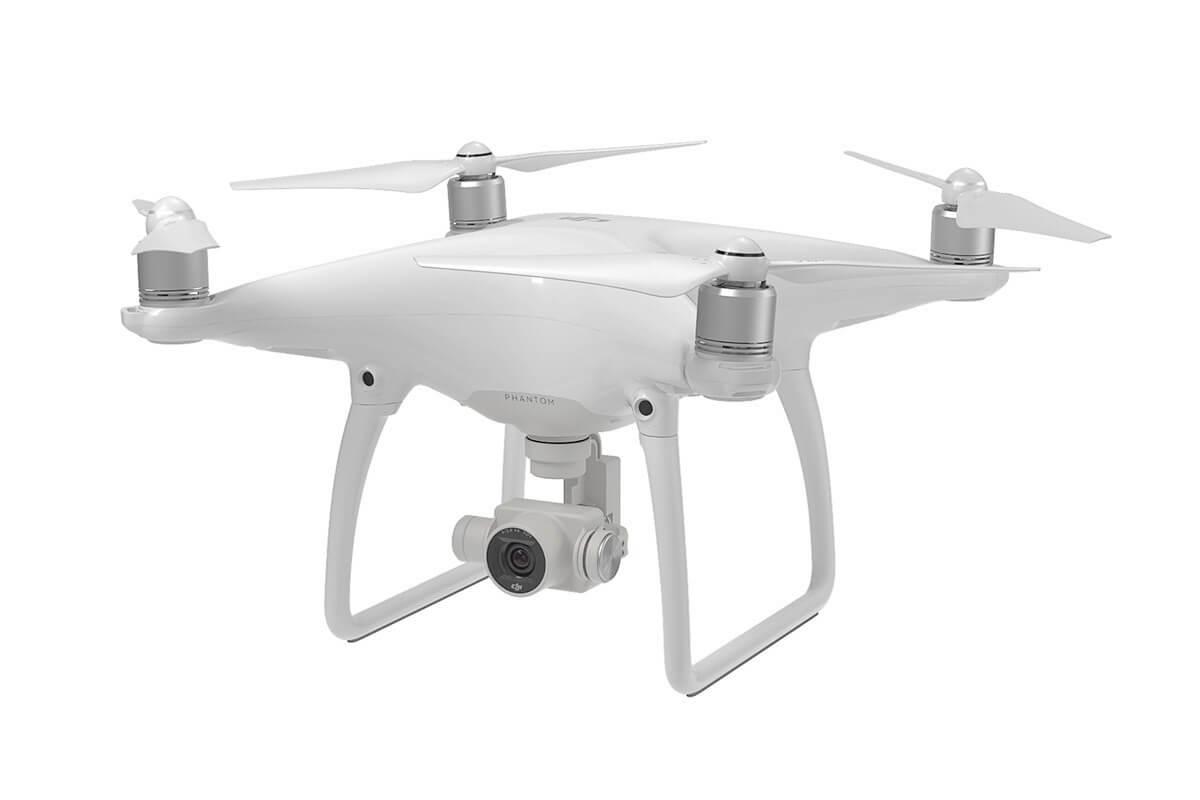 DJI Phantom 4: Neue 4K-Kamera-Drohne mit fortschrittlichem Auto ...