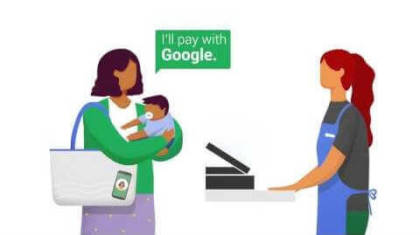 Google Hands Free Payment