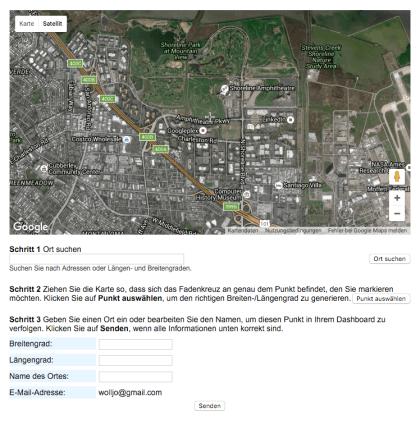 Google Maps: Follow Your World