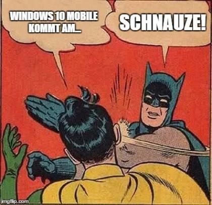 Windows 10 Mobile: Rollout