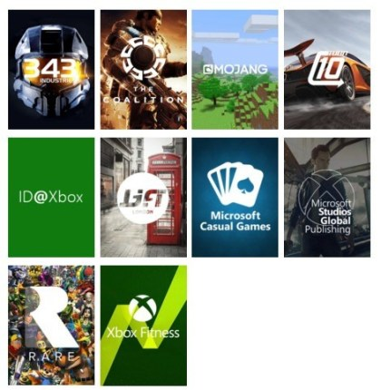 Liste der Microsoft Studios