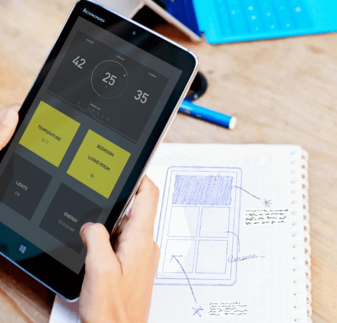 Lenovo-Tablet leakt per Microsoft