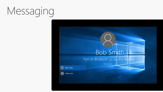 Windows 10: Anmeldung mit Smartphone & Companion Devices