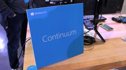 Continuum auf der Build 2016