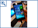 Windows 10 Mobile Build 14310 - Bild 2