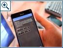 Windows 10 Mobile Build 14310 - Bild 4