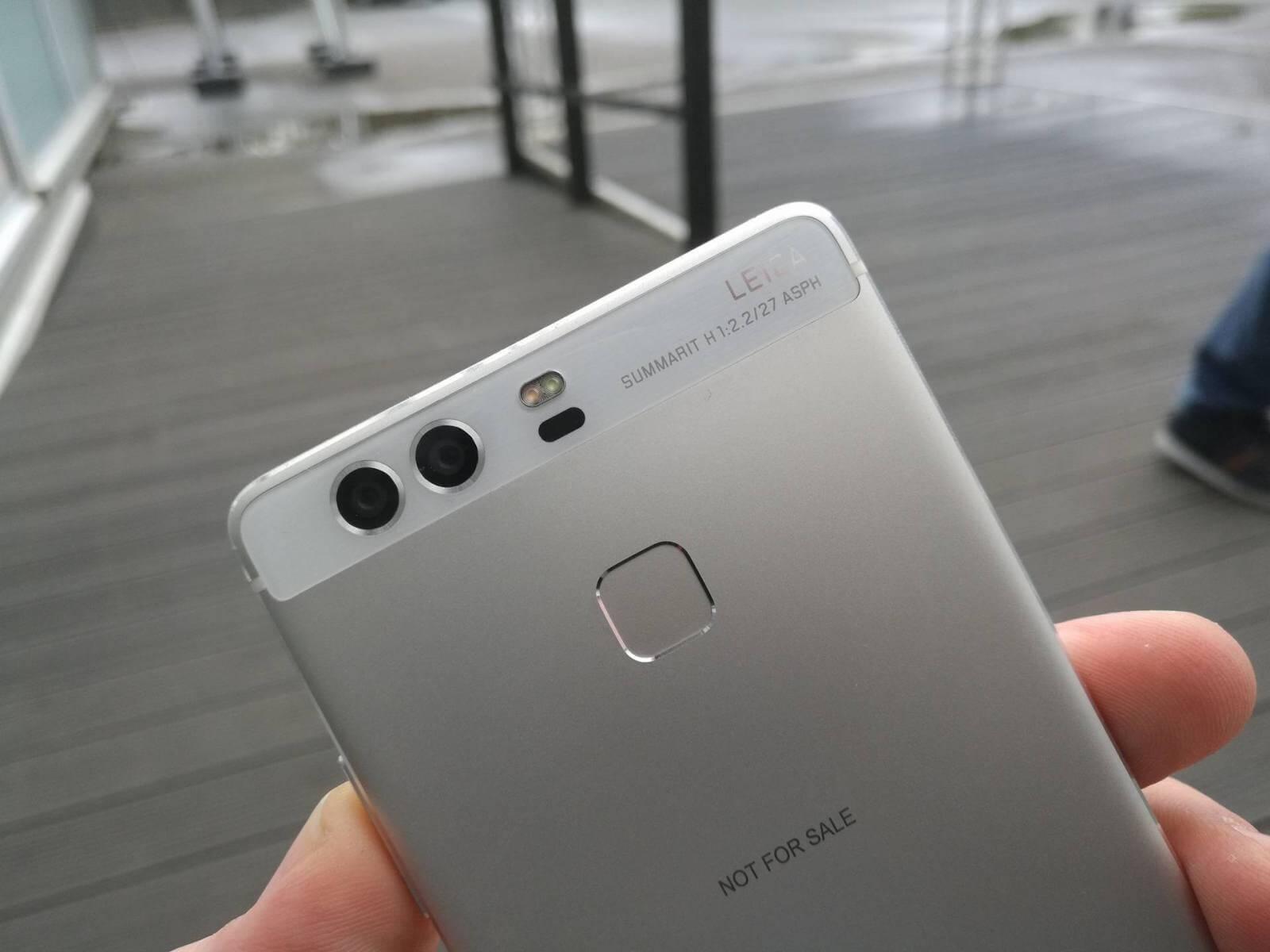 Huawei P9 P9 Plus Vorgestellt Kamera Wunder Mit Zwei Augen