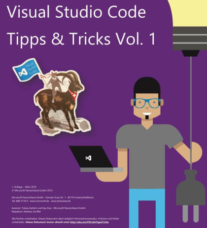 Visual Studio Code - Tipps und Tricks Vol. 1