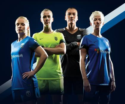 Microsoft: Seattle Reign FC