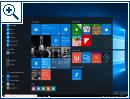 Windows 10 Build 14328 - Bild 3