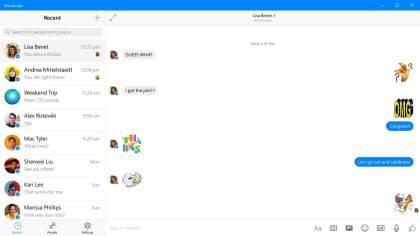 Facebook, Facebook Messenger & Instagram f�r Windows 10