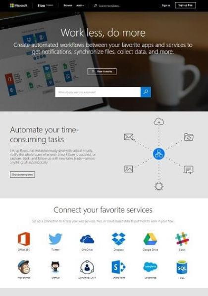 Flow: Aufgaben automatisieren mit Microsoft