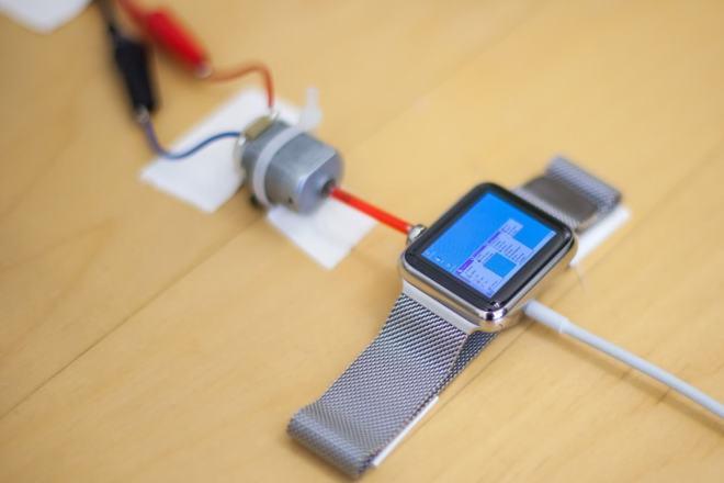 Windows 95 auf der Apple Watch