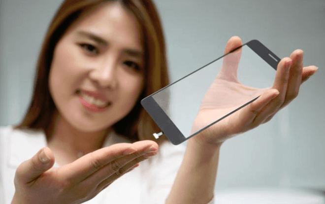 LG Innotek: Neuartiger Fingerprint-Sensor