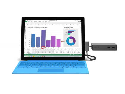 Surface Dock
