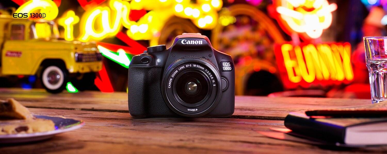 Canon Eos 1300d Einsteiger Dslr Mit Wlan Im Test