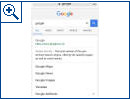 Google: Schwarze Links
