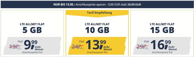 Freenet-Tarifaktion