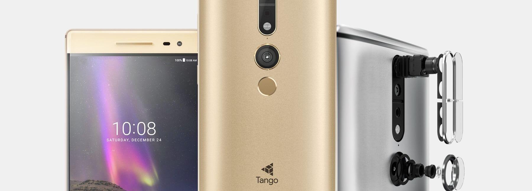 Lenovo Phab2 Pro: Augmented-Reality-Smartphone kommt für 499 Euro ...