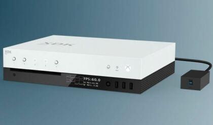 """Xbox """"Scorpio"""""""