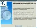 Windows Onecare Beta1