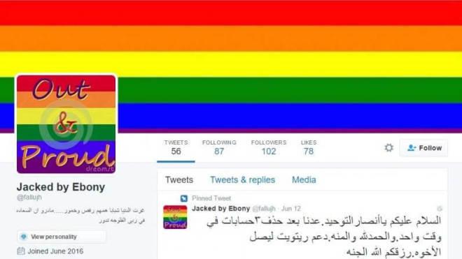 Hack auf IS-Konten bei Twitter