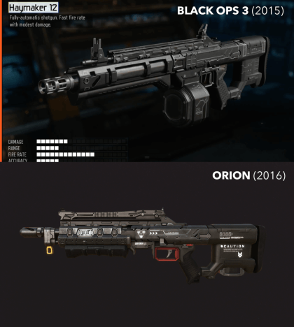 Shooter Orion
