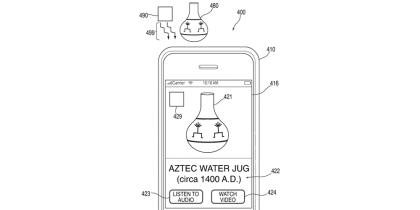 iPhone: Aufnahme-Stop-Patent