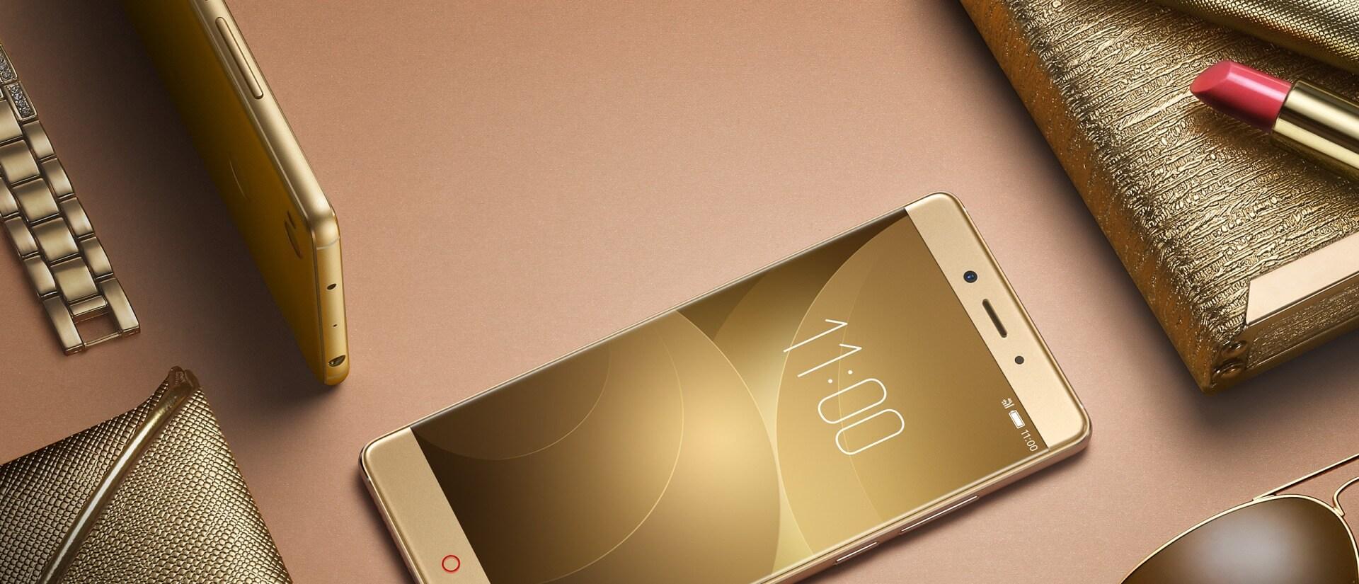 ZTE Nubia Z11: Optischer Trick macht neues Top-Smartphone \'randlos ...