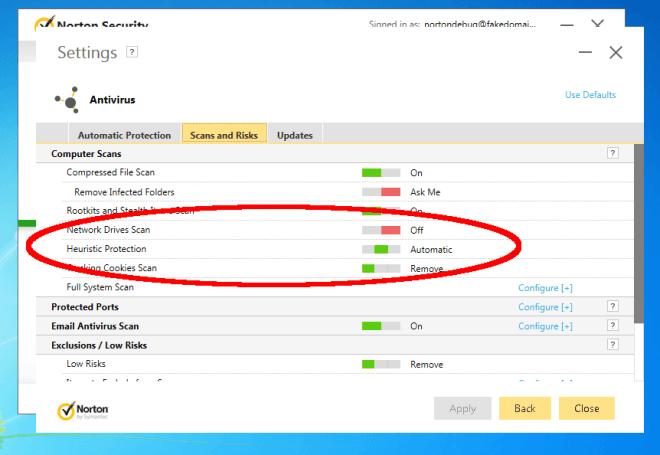 Symantec/Norton Schwachstelle