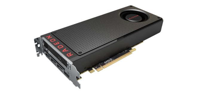 Radeon RX 480-Grafikkarten
