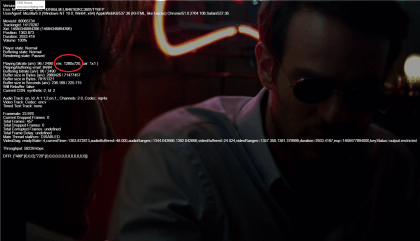 Netflix-Auflösung in verschiedenen Browsern