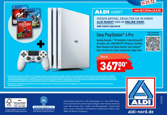 Aldi Ps4 Preis