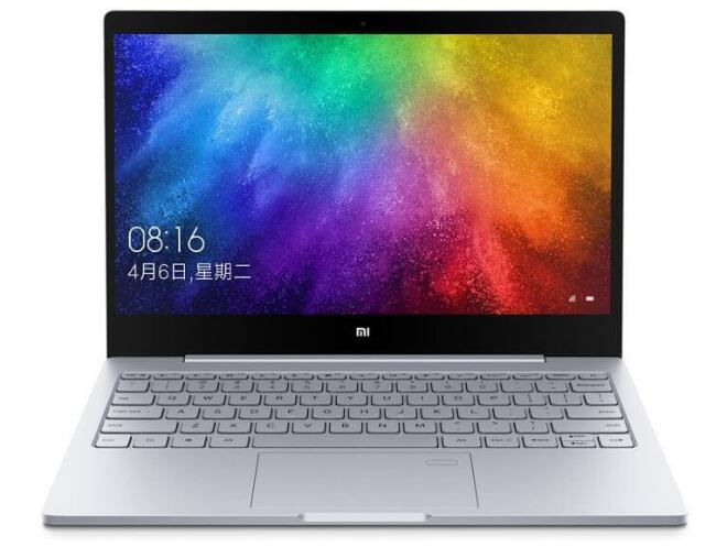 Xiaomi Mi Notebook Air 13.3 aktualisiert