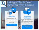 Amazon Unlimited Storage