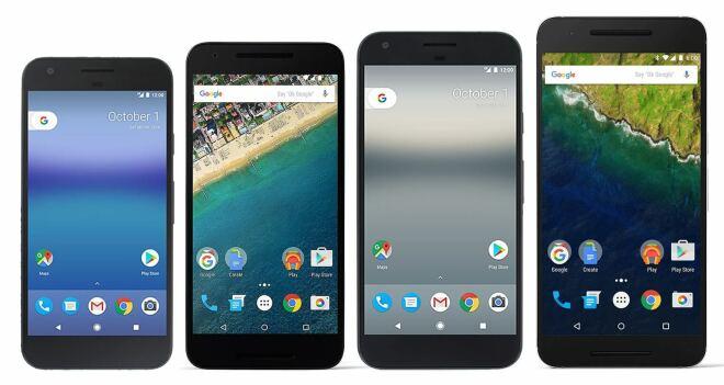 "Google Nexus ""Sailfish"""
