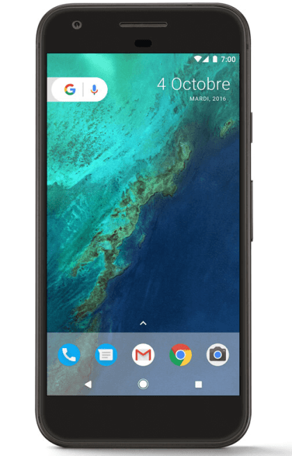 "Google Nexus ""Sailfish"""