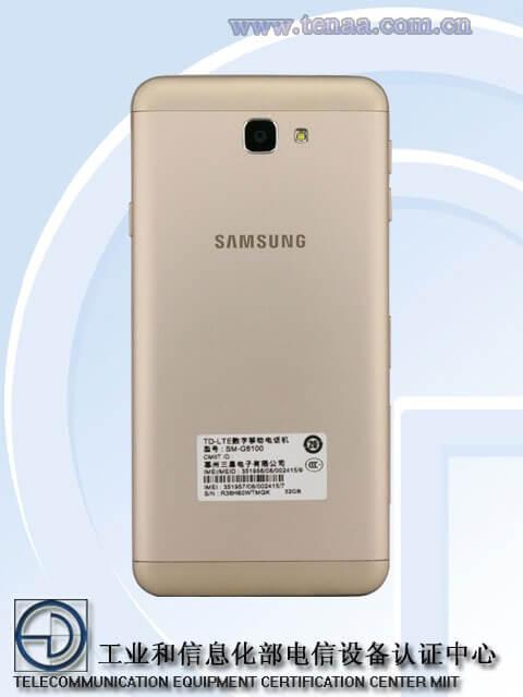 Samsung Galaxy On7 2016 SM G610