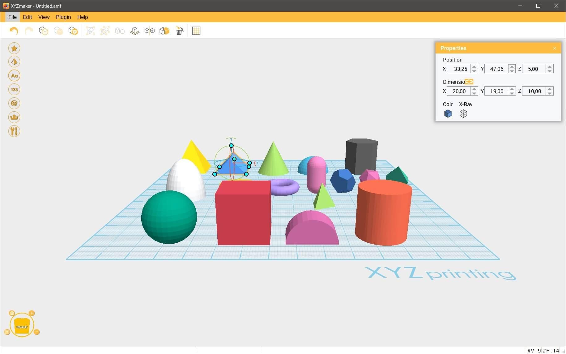 XYZmaker - Design-Werkzeug für 3D-Drucker Download